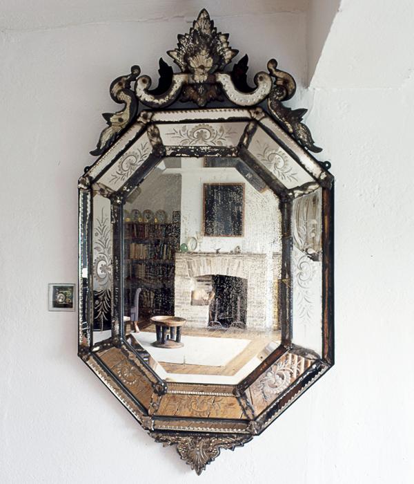 Kettle's Yard mirror